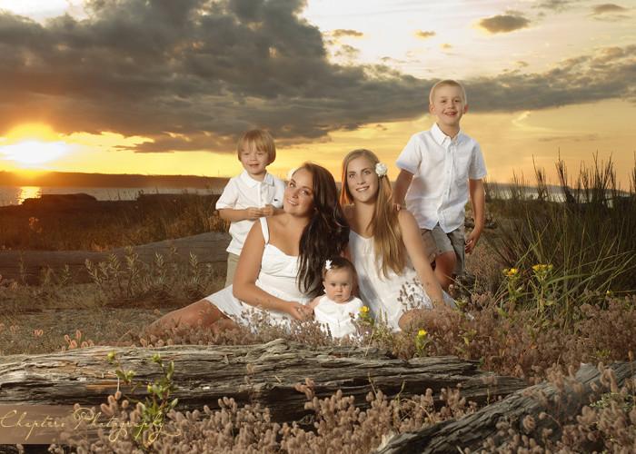 Morgan Family Portrait